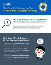 Outsourcing Your Credit Union's DR