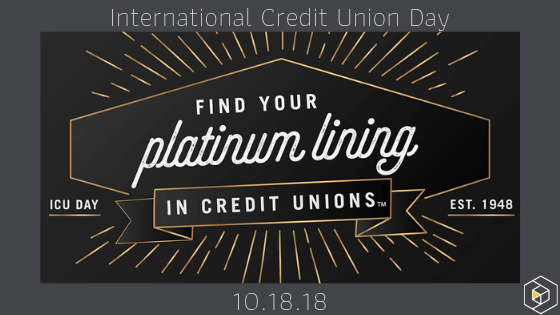 International Credit Union Day 2018