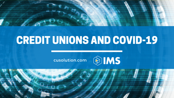 credit unions and covid-19