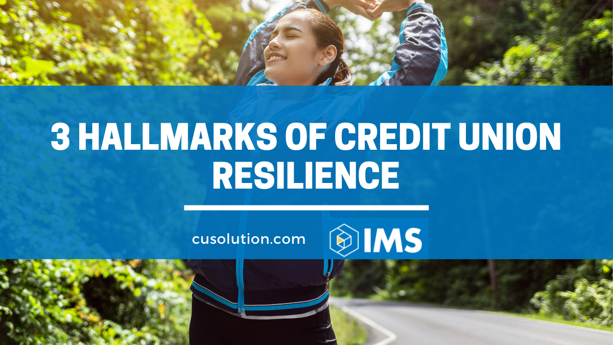 credit union resilience