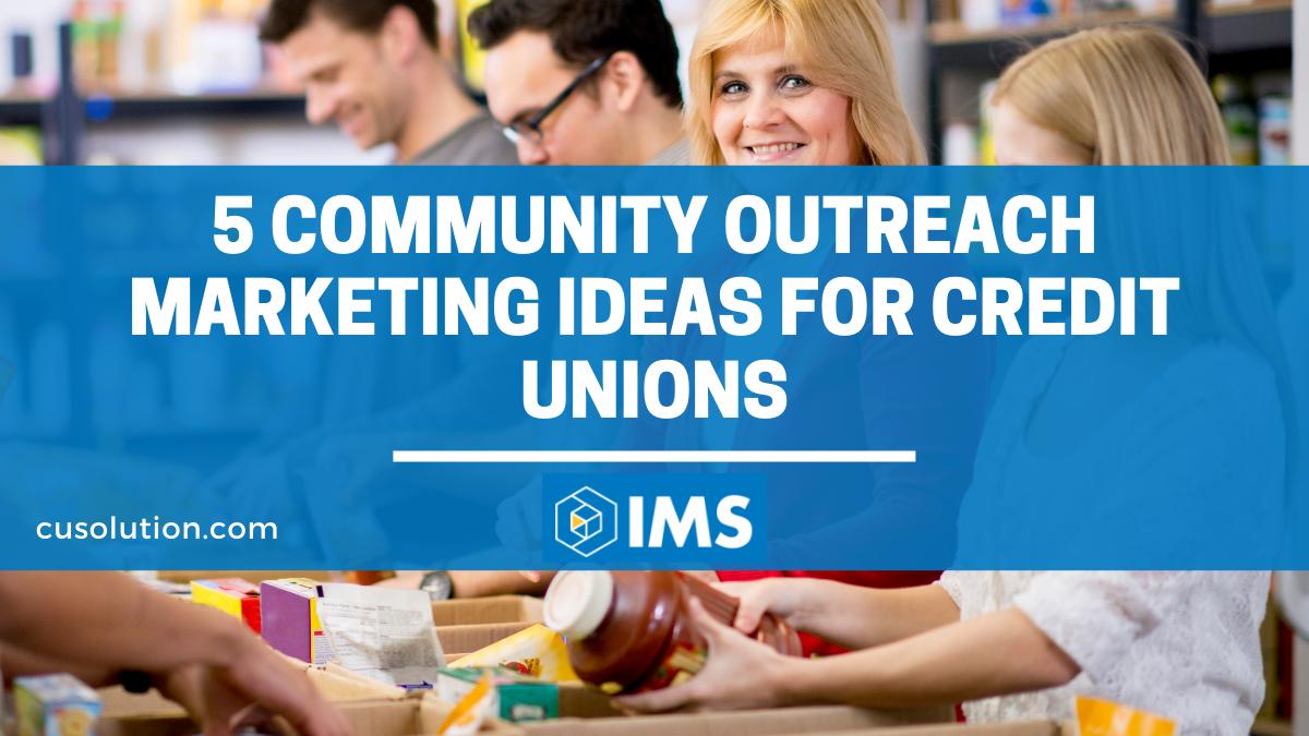 community outreach marketing
