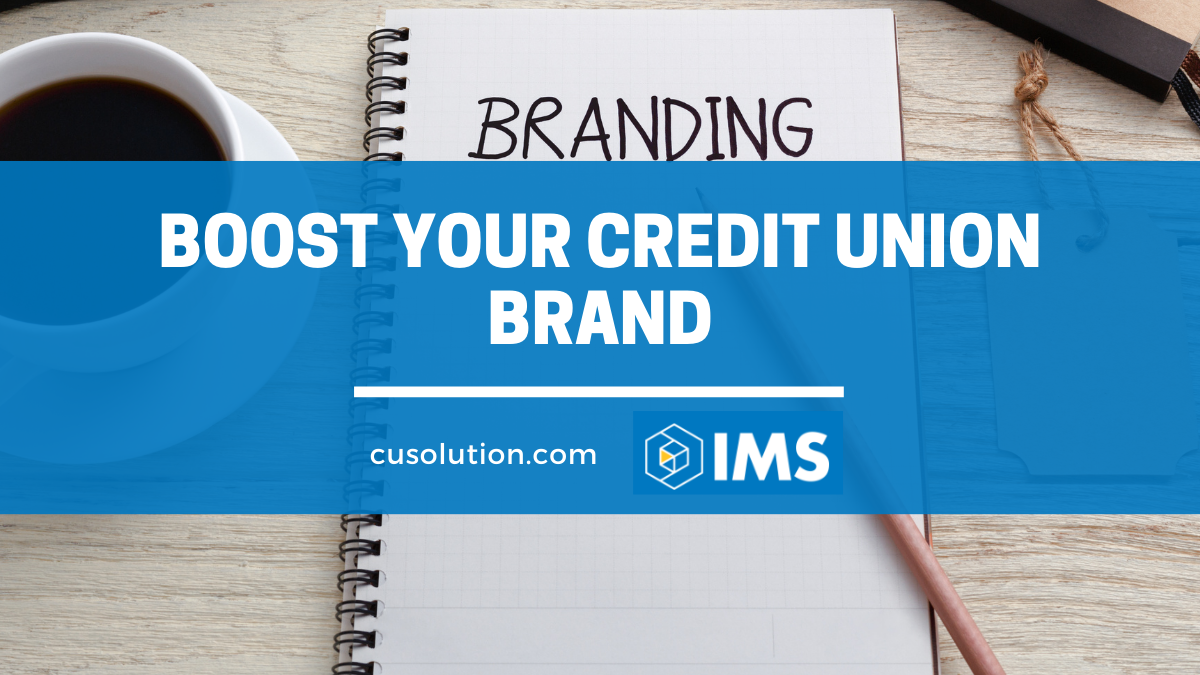 credit union brand